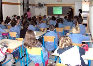 Alunni a Scuola