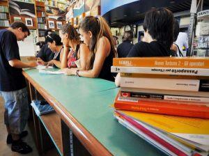 L'annosa questione dei libri di testo
