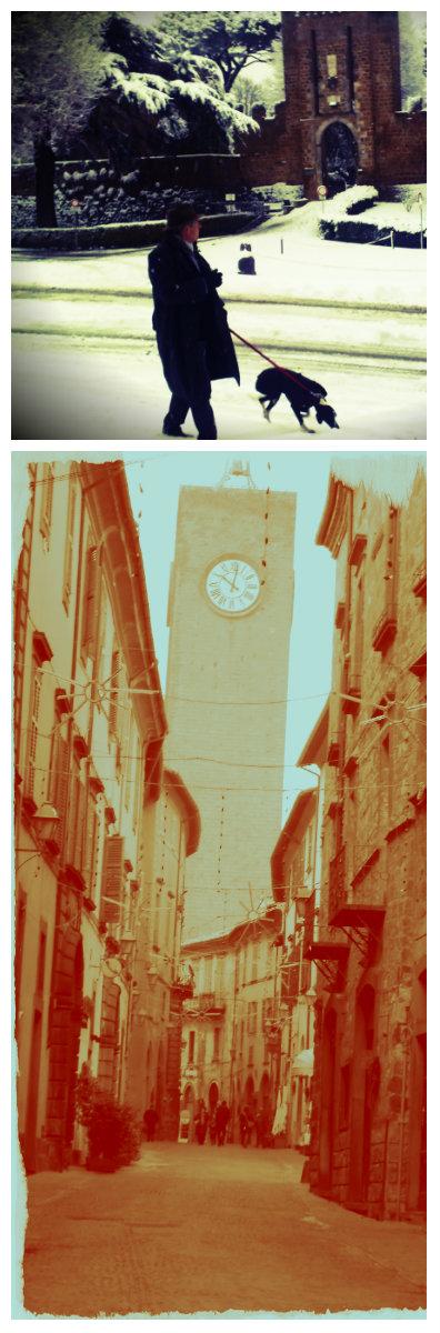 A spasso per Orvieto