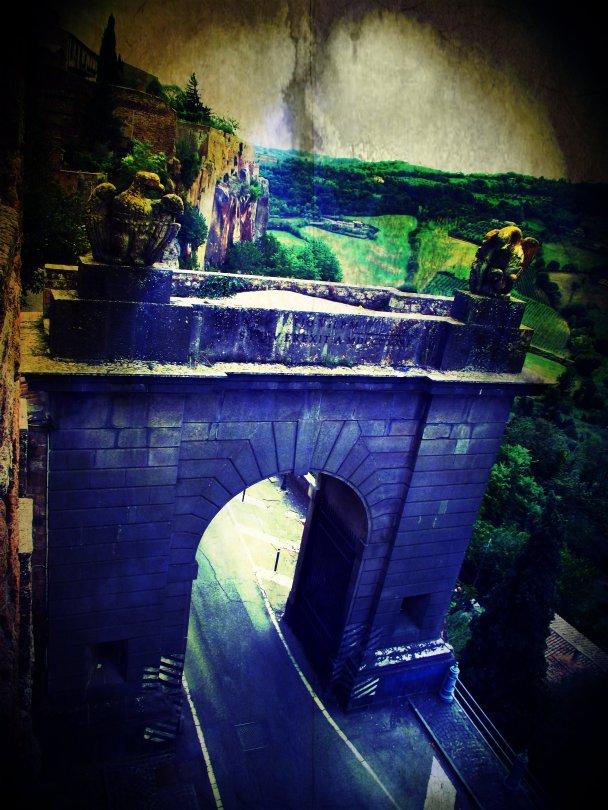 Una delle porte di Orvieto
