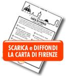 """Scarica la """"Carta di Firenze"""""""