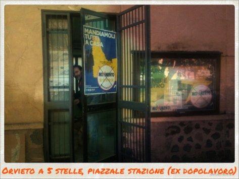 Sede Orvieto 5 stelle