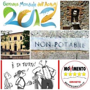 Orvieto5Stelle.it per la giornata dell'Acqua 2013