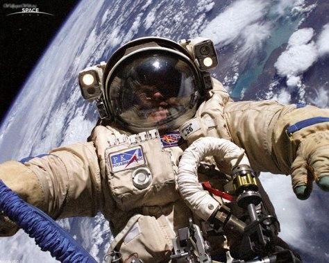 astronauta russo
