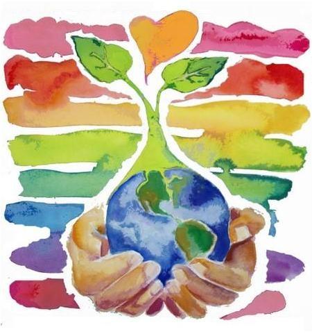 22 aprile - giornata mondiale della Terra...