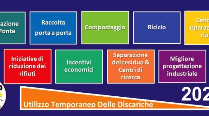 La proposta M5S Orvieto sui rifiuti