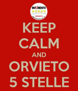 Ad Orvieto il MoVimento 5 Stelle c'è!