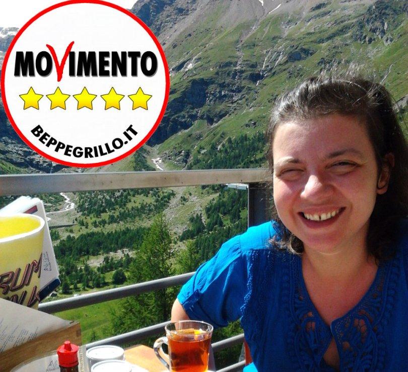 Candidato Sindaco M5S al Comune di Orvieto: Lucia Vergaglia