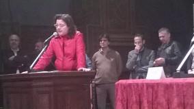 Lucia Vergaglia (Candidato Sindaco Orvieto)