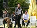 Intervwento Stop OrMe (E-45) di Lucia Vergaglia: portavoce M5S candidato sindaco città di Orvieto