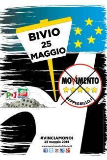 M5S: Elezioni Europee Orvieto