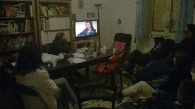 Lucia Vergaglia intervistata da Antonello Romano