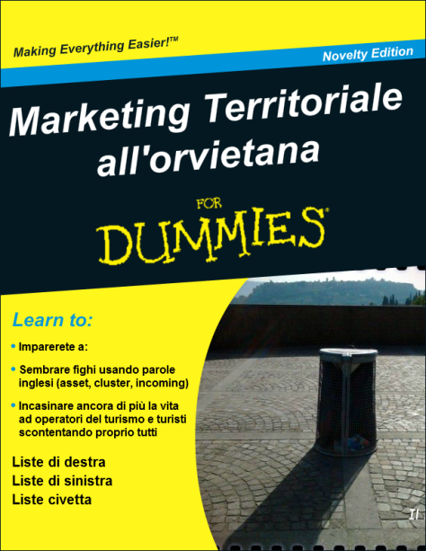 marketing territoriale all'orvietana