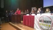 Perugia: Sala dei Notari incotro candidati M5S