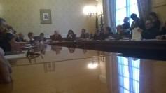 La Commissione per la Propaganda Elettorale (per il M%S c'erano Terni ed Orvieto)