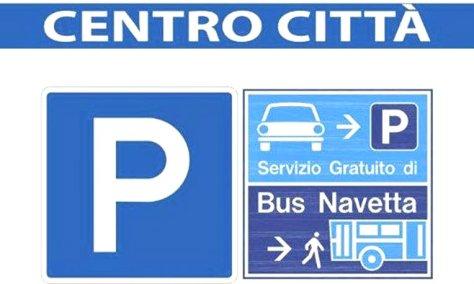 parcheggio in centro