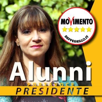 Clicca sull'immagine per restare in contatto con Laura Alunni