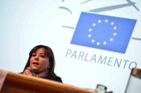 Laura Agea - Portavoce umbra al Parlamento Europeo per il M5S
