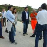 """Maggioranza #Pd, Sindaco ed Assessore alla mobilità presso """"Le Crete)"""