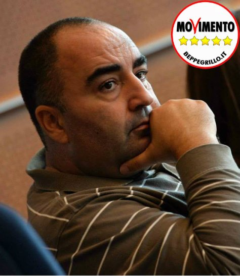 Danilo Sportellini Capolista M5S Regionali Umbria