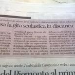 #Buonascuola in discarica (Corriere dell'Umbria)