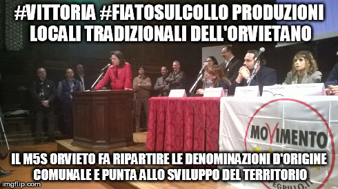Denominazioni Comunali L'assessore risponde.