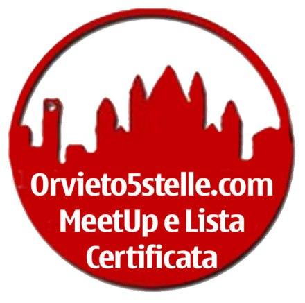 Iscriviti al MeetUp di Orvieto 5 Stelle