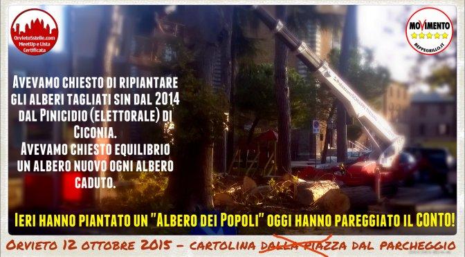 Il cuore verde d'Italia non batte ad Orvieto