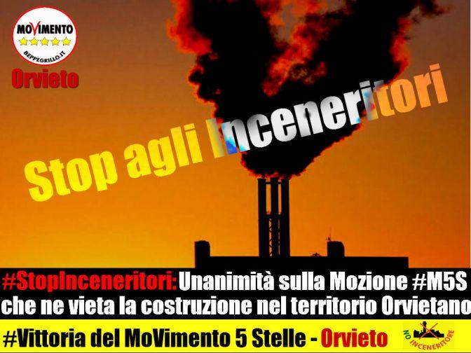 Orvieto dice no agli inceneritori