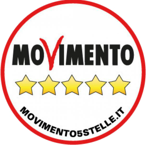 Logo M5S 2016