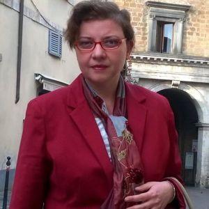 Lucia Vergaglia - ingresso Comune Orvieto