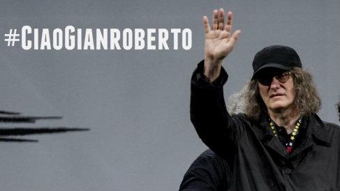 #CiaoGianroberto