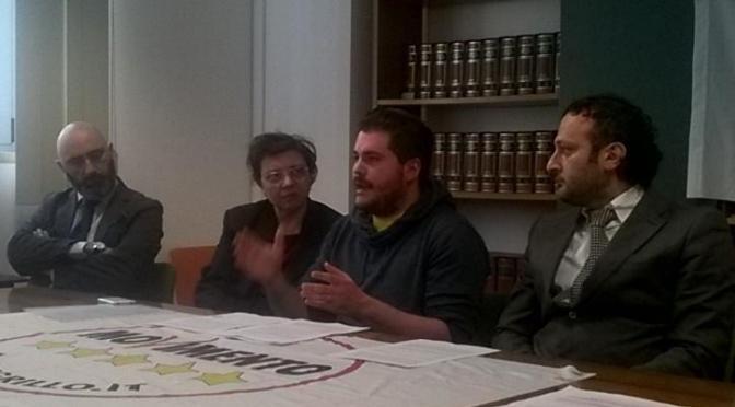 Conferenza stampa congiunta inquinamento del Paglia