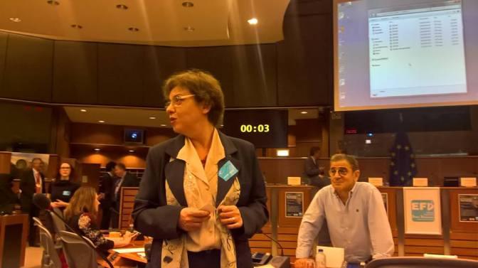 Lucia Vergaglia(M5S uscente). Il futuro è di chi onora quanto deciso.