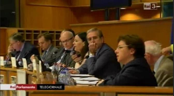 Lucia Vergaglia su Rai Parlamento