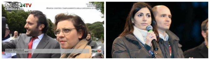 Rifiuti da Roma: risposta pubblica alle domande della Presidente Marini e del Sindaco Germani