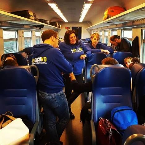 Ecco cosa succede nel #TreNO Tour