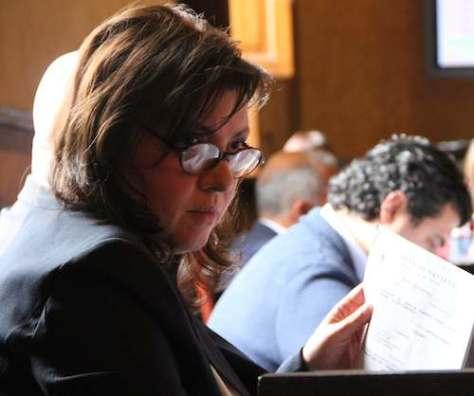 Lucia Vergaglia, ex consigliere comunale M5S