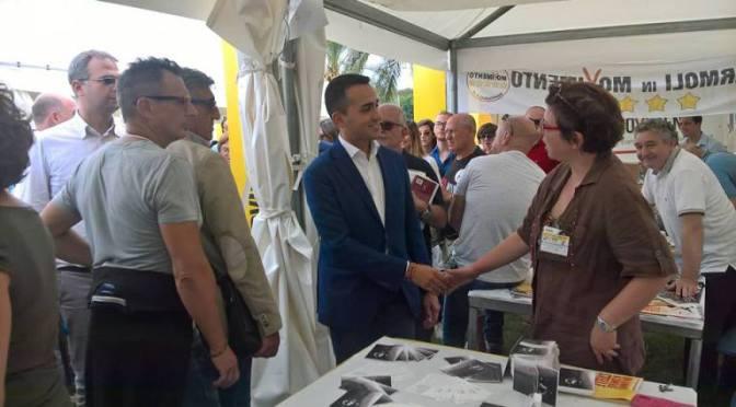 Meetup Orvieto, Umbria. Rispondere alla richiesta di fiducia di Luigi Di Maio