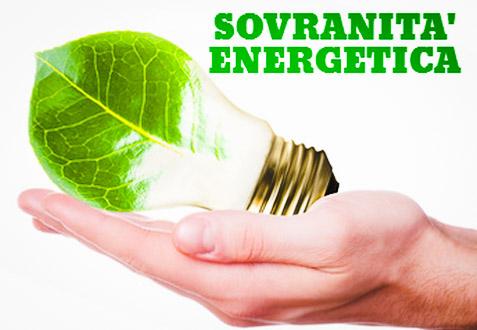 Sovranità energetica. Ripartire dai comuni.