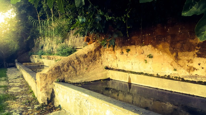 I fontanili pubblici