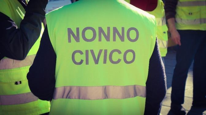 """Mozione """"Nonni Civici"""""""