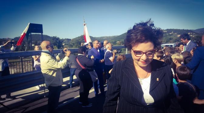 Lucia Vergaglia M5S. Pensieri di fine mandato