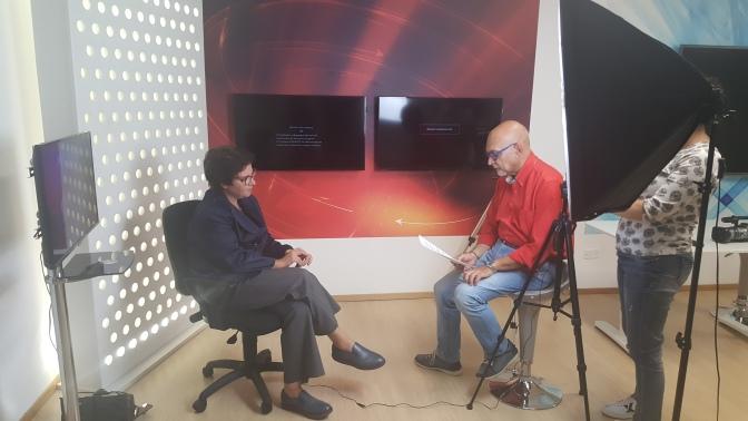 Intervista a Teleorvieto