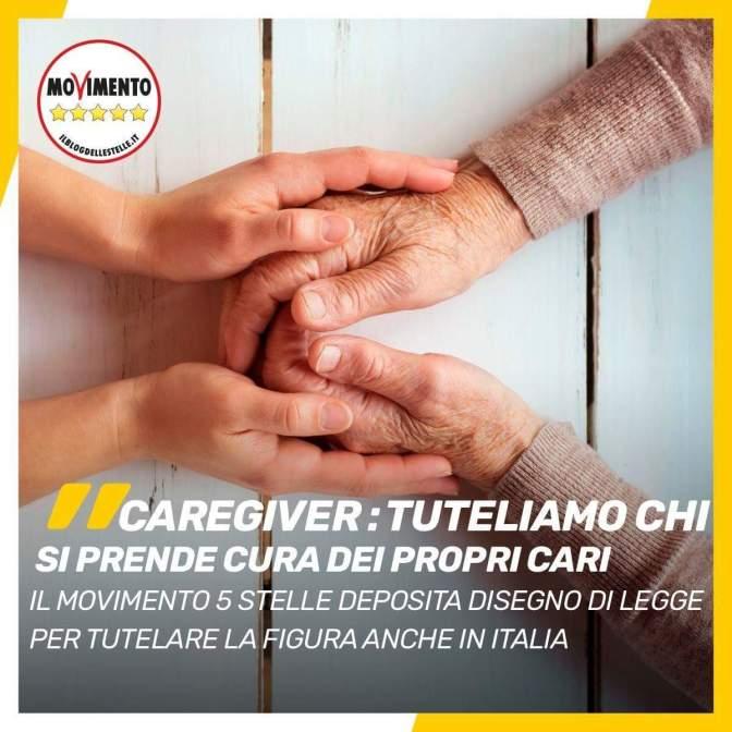 Legge caregiver