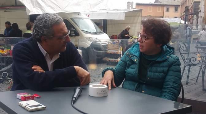 """Lucia Vergaglia per """"Dentro la città """""""