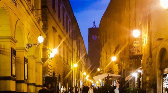 Orvieto. Teatro protagonista ed istituzioni distratte