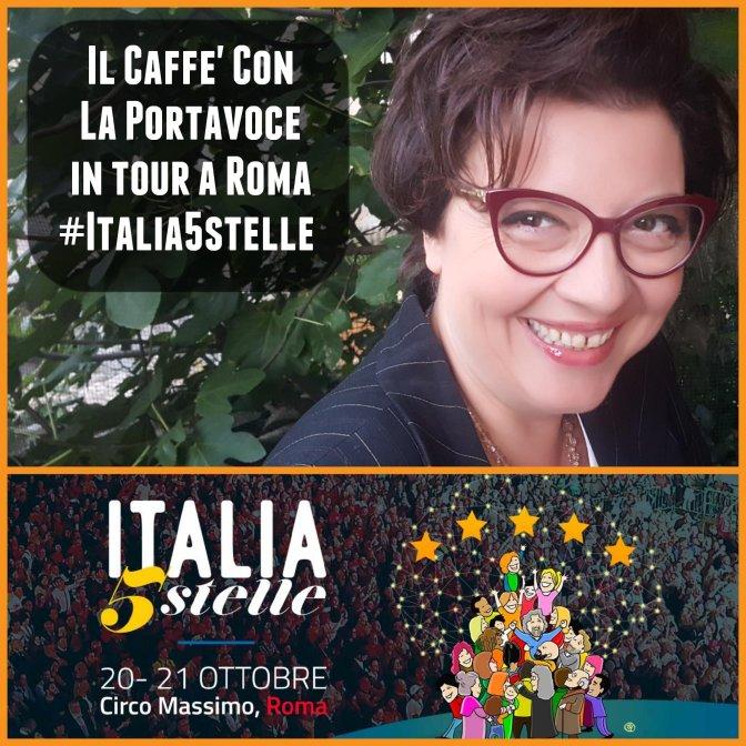 Il caffè con la portavoce ad Italia5stelle