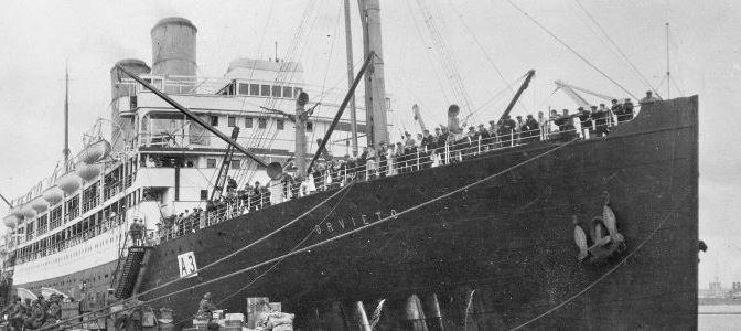 Cento anni dalla Grande guerra