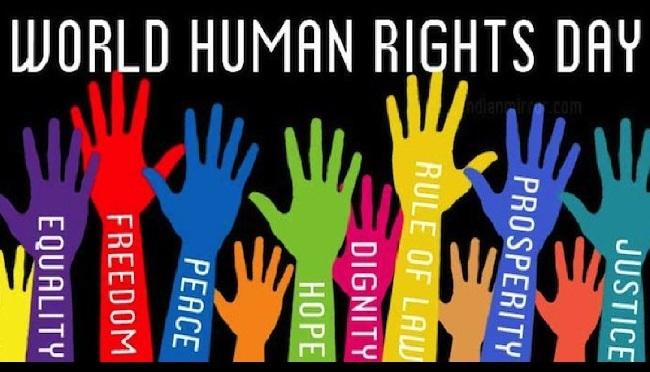 70 anni dalla dichiarazione universale dei diritti dell'uomo